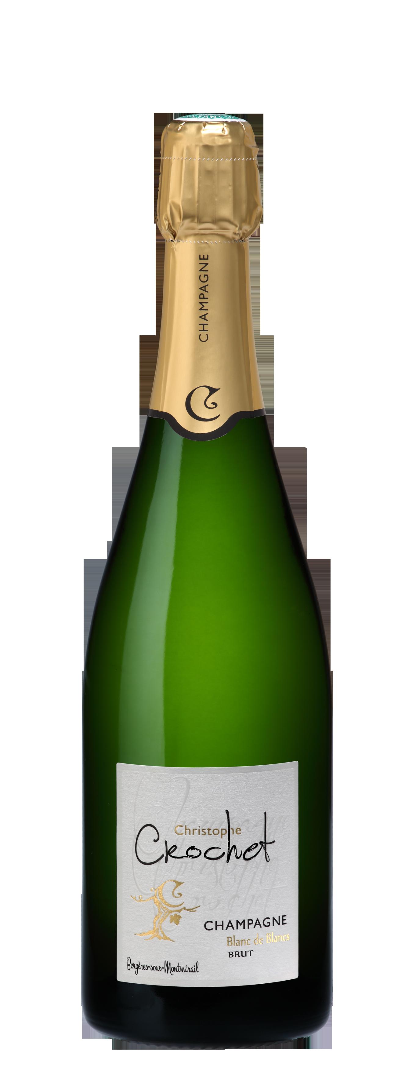 Brut Blanc de Blanc Champagner Christophe Crochet