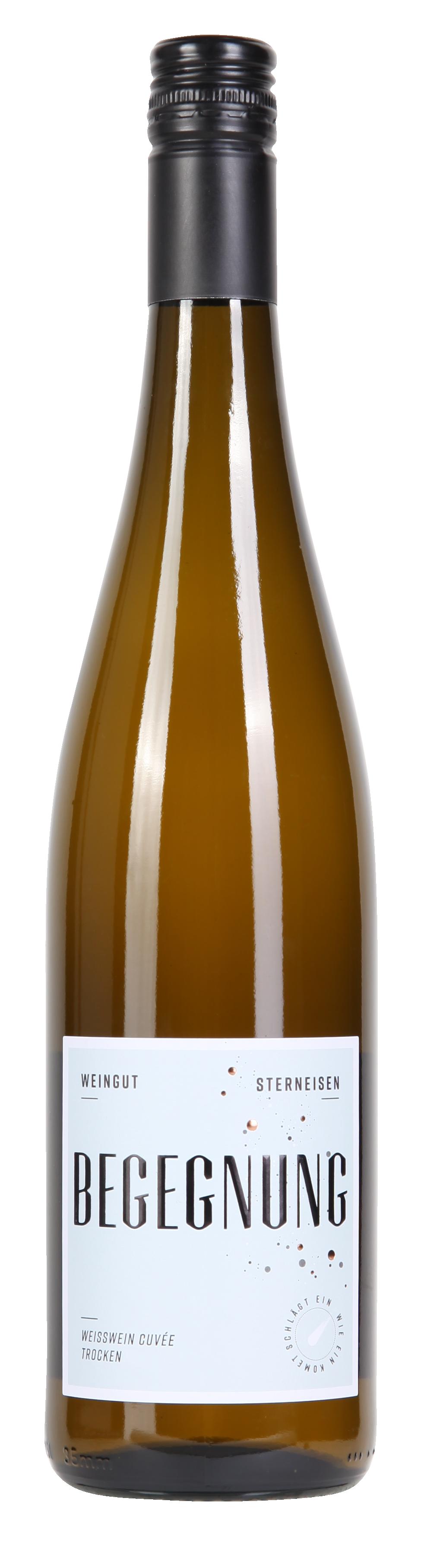 Begegnung Weißwein Weingut Sterneisen