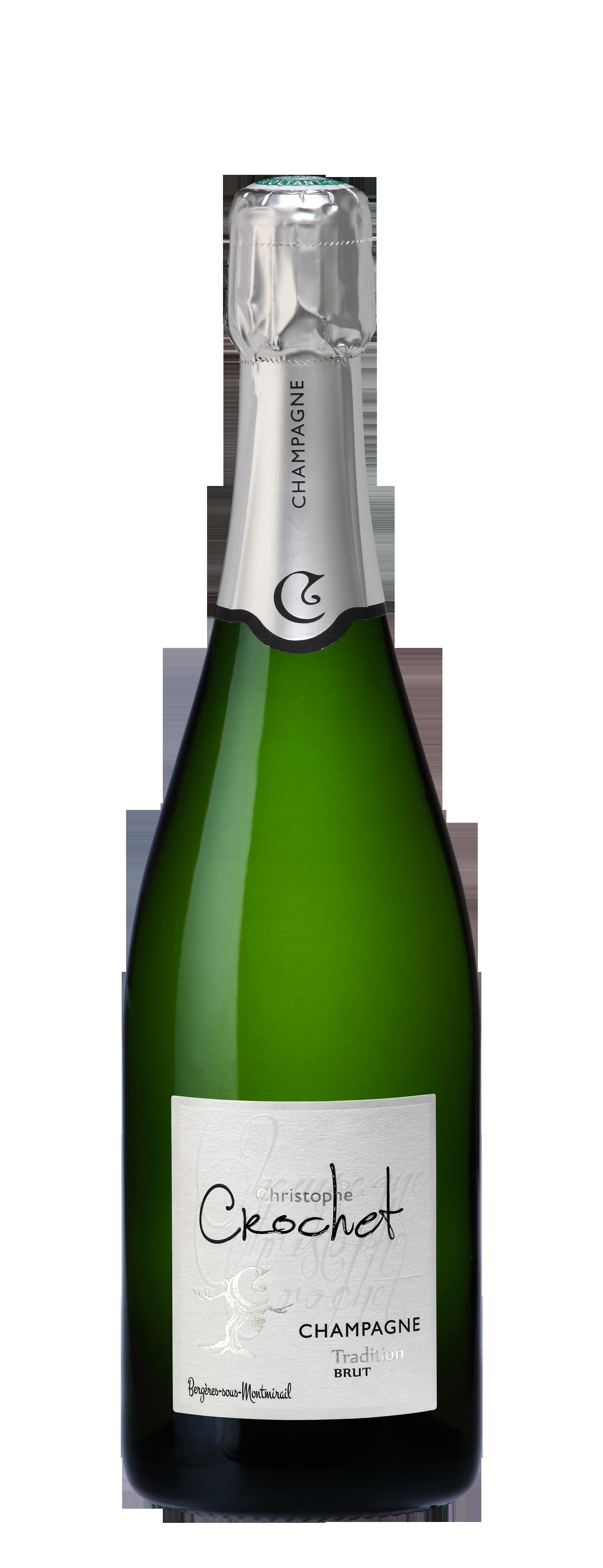 Brut Tradition Champagner Christophe Crochet
